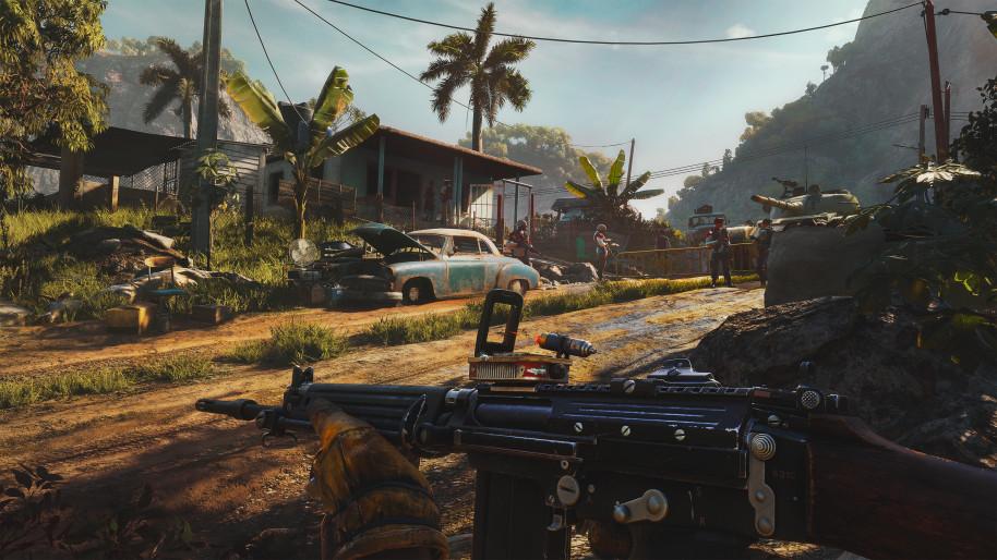 Far Cry 6: Far Cry 6, cuando la revolución llegó al paraíso