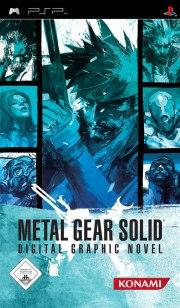 Carátula de MGS: Digital Graphic Novel - PSP