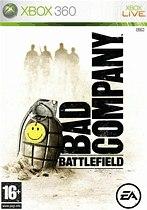 Carátula de Battlefield Bad Company - Xbox 360