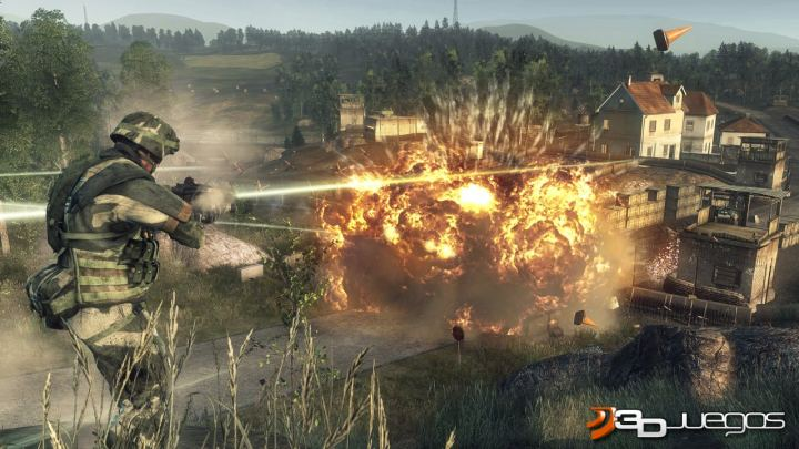 Battlefield Bad Company - Impresiones multijugador