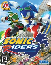 Car�tula oficial de Sonic Riders PC