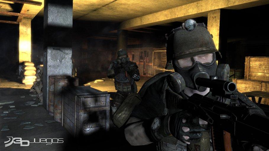 Metro 2033 - Impresiones jugables finales