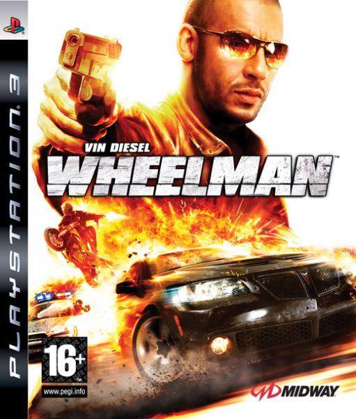 Vin Diesel The Wheelman (SEMINUEVO)