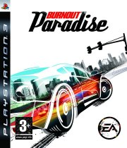 Carátula de Burnout Paradise - PS3