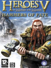 Carátula de Heroes of Might & Magic V: Hammers of Fate - PC