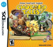 Carátula de Final Fantasy: Chocobo Tales - DS