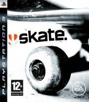 Carátula de Skate - PS3
