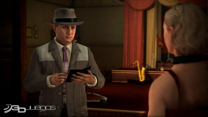 L.A. Noire - Primer contacto