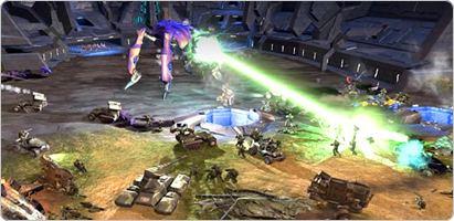 Microsoft no trabaja, de momento, en una versión para Pc de Halo Wars
