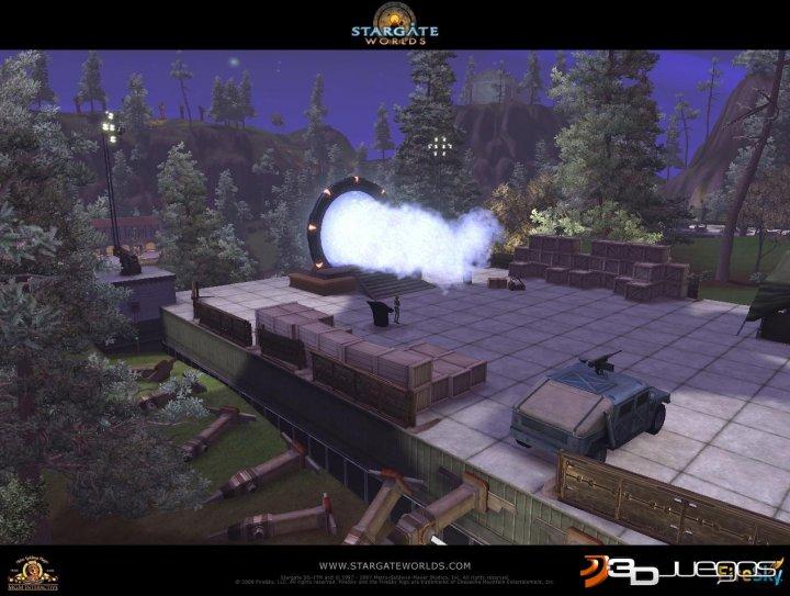 Imagen Stargate Worlds (PC)