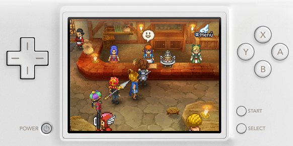 Dragon Quest IX an�lisis
