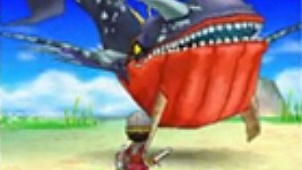Video Dragon Quest IX, Monster Battle Trailer