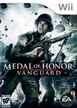 Carátula de Medal of Honor Vanguard - Wii