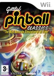 Carátula de Gottlieb Pinball Classics - Wii