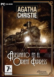 Car�tula oficial de Agatha Christie: Orient Express PC