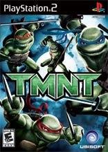 Carátula de TMNT - PS2