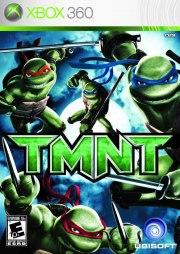 Carátula de TMNT: Tortugas Ninja - Xbox 360