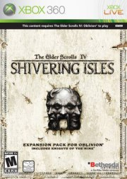 Oblivion: Shivering Isles Xbox 360