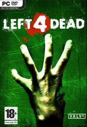 Car�tula oficial de Left 4 Dead PC