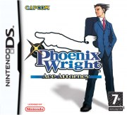 Carátula de Phoenix Wright: Ace Attorney - DS