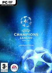 Carátula de UEFA Champions League 06-07 - PC