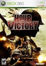 Carátula de Hour of Victory - Xbox 360