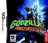 Carátula de Godzilla: Unleashed - DS