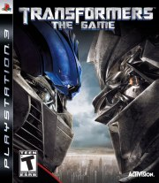 Transformers: The Game PS3