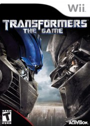 Transformers: The Game Wii