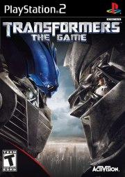 Carátula de Transformers: The Game - PS2