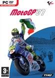 Carátula de MotoGP 07 - PC