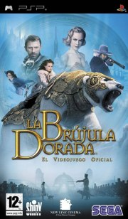 Carátula de La Brújula Dorada - PSP