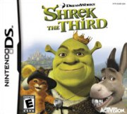 Shrek Tercero DS