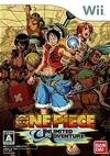Carátula de One Piece: Unlimited Adventure - Wii