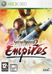 Carátula de Samurai Warriors 2: Empires - Xbox 360