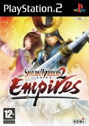 Carátula de Samurai Warriors 2: Empires - PS2