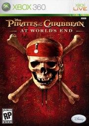 Carátula de Piratas del Caribe 3 - Xbox 360