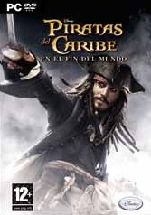 Car�tula oficial de Piratas del Caribe 3 PC