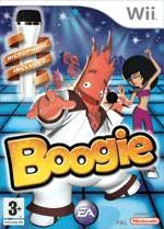 Carátula de Boogie - Wii