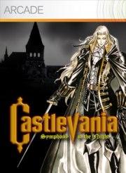 Carátula de Castlevania: SOTN - Xbox 360