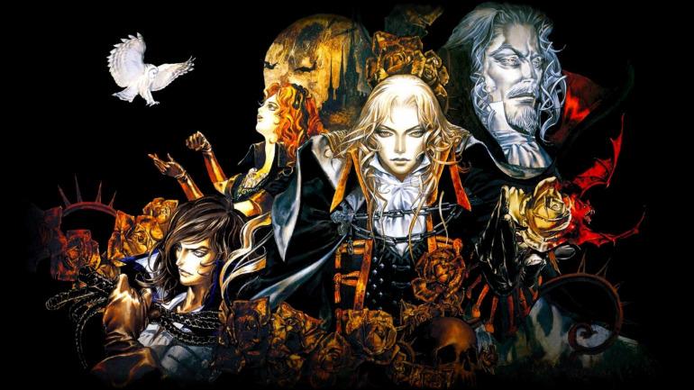 Imagen de Castlevania: Symphony of the Night