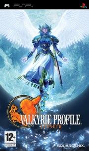Carátula de Valkyrie Profile: Lenneth - PSP