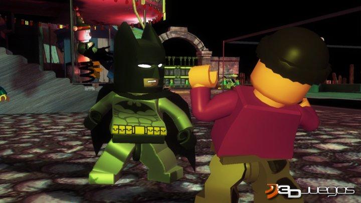Lego Batman - Impresiones jugables