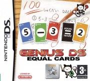 Carátula de Genius DS - Equal Cards - DS