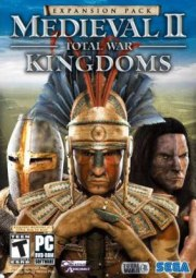 Carátula de Medieval 2: Total War Kingdoms - PC