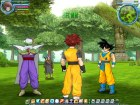Pantalla Dragon Ball Online