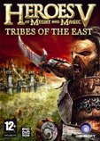 Carátula de HMM V: Tribes of The East - PC
