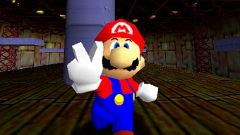 Nuevo y difícil récord mundial de Super Mario 64
