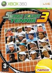 Carátula de Smash Court Tennis 3 - Xbox 360