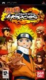 Carátula de Naruto: Ultimate Ninja Heroes - PSP